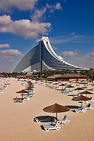 Dubai, United Arab Emirates. Jumeira Beach Hotel.