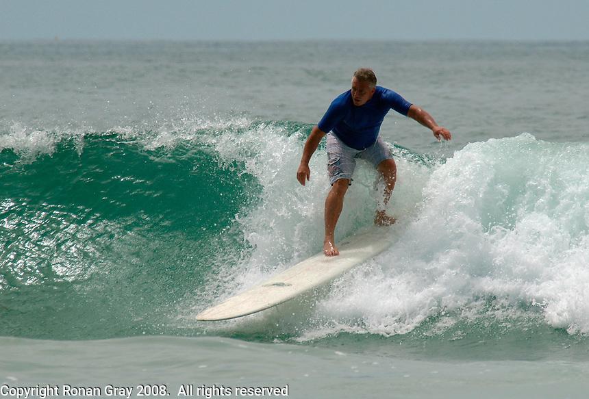 Saturday August 23, 2008.  San Diego, CA, USA.  Robert Lovelass