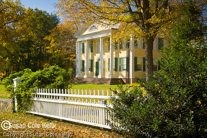 Florence Griswold Museum in Old Lyme, CT, USA