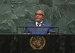 72 General Debate – 20 September <br /> <br /> His Excellency Azali Assoumani, President of the Union of the Comoros