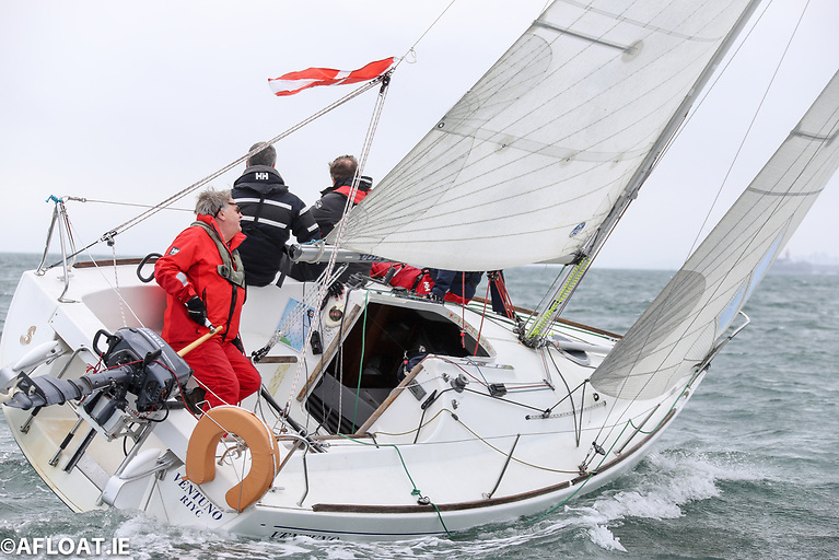 Ventuno (Rowan Fogerty') was the winner of the first race of the B211 class in DBSC's final  Saturday race of the AIB 2021 Summer season.
