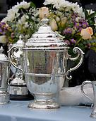 The Carolina Cup trophy.