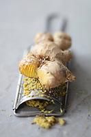 Gastronomie générale/ Diététique/ Gingembre Frais   bio // General gastronomy / Diet / Fresh organic ginger