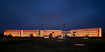 Amprion Headquarter was iluminated with orange at International Day against Violence against Women and Girls
