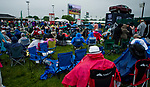LOUISVILLE, KY - MAY 05: The infield on Kentucky Derby Day at Churchill Downs on May 5, 2018 in Louisville, Kentucky. (Photo by Scott Serio/Eclipse Sportswire/Getty Images)