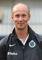 Club Brugge Vrouwen : Nico Braeckevelt<br /> foto David Catry / nikonpro.be