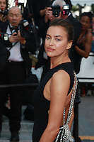 Irina Shayk attend 'The Unknown Girl (La Fille Inconnue)' Premiere during the 69th annual Cannes Film Festival at the Palais des Festivals on May 18, 2016 in Cannes, France