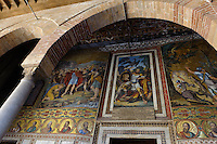 Cappella Palatina im Palazzo dei Normanni = Palazzo Realein Palermo, Sizilien, Italien Cappella Palatina im Palazzo dei Normanni = Palazzo Realein Palermo, Sizilien, Italien, UNESCO-Weltkulturerbe