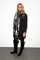 Jodie Kidd<br /> at the Marta Jakubowski show as part of London Fashion Week, London<br /> <br /> <br /> ©Ash Knotek  D3378  16/02/2018