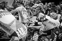 pré-race favorite Gianni Meersman (BEL) at the start<br /> <br /> Belgian Championchips 2013