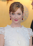 Judy Greer at the 18th Screen Actors Guild Awards held at The Shrine Auditorium in Los Angeles, California on January 29,2012                                                                               © 2012 Hollywood Press Agency