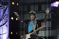 031206_MSFL<br /> <br /> MIAMI, FL - MARCH 12, 2006:  Ron Wood of The Rolling Stones preforms at the last U.S date of the Stones 'A Bigger Bang' World Tour at the American Airlines Arena in Miami Florida on March 12, 2006  (Photo by Storms Media Group)<br /> <br /> People;  Ron Wood<br /> <br /> Must call if interested <br /> Michael Storms<br /> Storms Media Group Inc.<br /> 305-632-3400 - Cell<br /> MikeStorm@aol.com