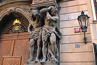 Tschechien, Prag, Clam-Gallas Palais, Unesco-Weltkulturerbe