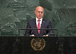 72 General Debate – 22 September <br /> <br /> His Excellency Pavel Filip, Prime Minister of the Republic of Moldova