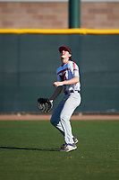 Michael Walsh during the Under Armour All-America Tournament powered by Baseball Factory on January 18, 2020 at Sloan Park in Mesa, Arizona.  (Zachary Lucy/Four Seam Images)
