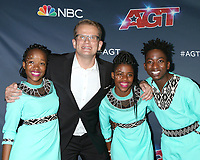 """LOS ANGELES - SEP 3:  Ndlovu Youth Choir at the """"America's Got Talent"""" Season 14 Live Show Red Carpet at the Dolby Theater on September 3, 2019 in Los Angeles, CA"""