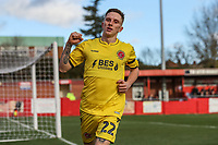 Alfreton Town v Fleetwood Town - FA Cup 1st Rd - 10.11.2018