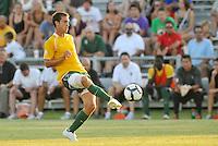 Zach Bauer- AC St Louis,..AC St Louis defeated Portland Timbers 3-0 at Anheuser-Busch Soccer Park, Fenton, Mssouri.