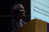 06.02.2014 - LSE presents: Cardinal Peter Turkson, President Pontifical Council for Justice & Peace