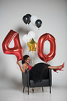 Lea's 40th Shoot