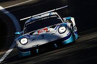 #56 TEAM PROJECT 1 (DEU) PORSCHE 911 RSR – 19 LMGTE AM - EGIDIO PERFETTI (NOR) / MATTEO CAIROLI (ITA)/ RICCARDO PERA (ITA)