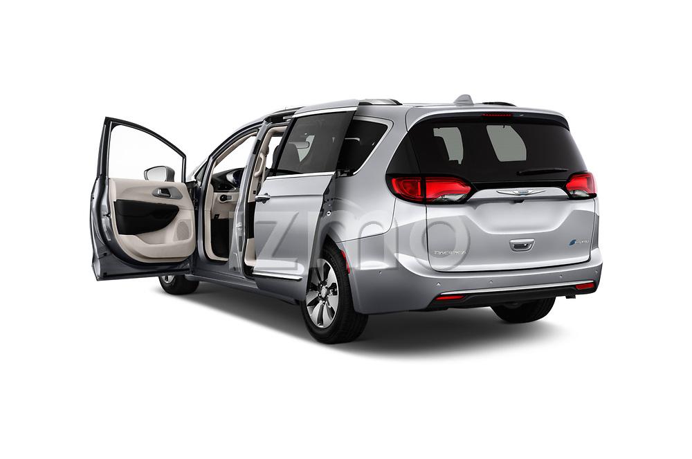 Car images of 2017 Chrysler Pacifica-Hybrid Platinum 5 Door Minivan Doors