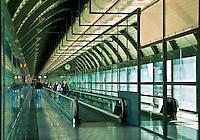 Madrid-Barajas airport, Madrid, Spain