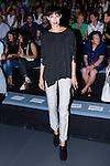 02.09.2012. Celebrities attending the Kina Fernandez fashion show during the Mercedes-Benz Fashion Week Madrid Spring/Summer 2013 at Ifema. In the image Cristina Warner (Alterphotos/Marta Gonzalez)