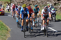 11th September 2020; Chatel-Guyon to Puy Marie Cantal, France;  SOLER Marc (ESP) of MOVISTAR TEAM during stage 13 of the 107th edition of the 2020 Tour de France cycling race, a stage of 191,5 km with start in Chatel-Guyon and finish in Puy Marie Cantal on September 11, 2020