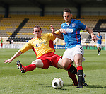 Lee Wallace and Alan Reid