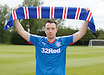 Danny Wilson signs for Rangers