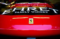 #388 RINALDI RACING (DEU) FERRARI 488 GTE EVO LMGTE AM - PIERRE EHRET (DEU) / CHRISTIAN HOOK (DEU) / JEROEN BLEEKEMOLEN (NLD)