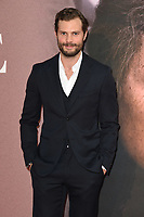 "Jamie Dornan<br /> arriving for the London Film Festival screening of ""A Private War"" at the Cineworld Leicester Square, London<br /> <br /> ©Ash Knotek  D3451  20/10/2018"
