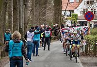 feedzone up the Kanarieberg<br /> <br /> 105th Ronde van Vlaanderen 2021 (MEN1.UWT)<br /> <br /> 1 day race from Antwerp to Oudenaarde (BEL/264km) <br /> <br /> ©kramon