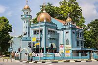 Singapore, Malabar Mosque.