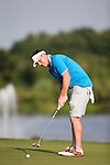 Lee Sharpe plays during the World Celebrity Pro-Am 2016 Mission Hills China Golf Tournament on 23 October 2016, in Haikou, Hainan province, China. Photo by Victor Fraile / Power Sport Images