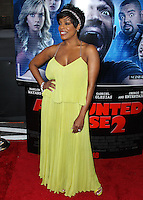 "LOS ANGELES, CA, USA - APRIL 16: Niecy Nash arrives at the Los Angeles Premiere Of Open Road Films' ""A Haunted House 2"" held at Regal Cinemas L.A. Live on April 16, 2014 in Los Angeles, California, United States. (Photo by Xavier Collin/Celebrity Monitor)"