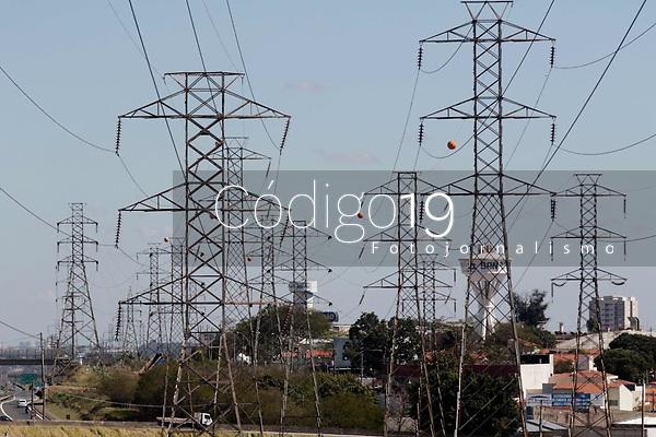 Campinas (SP), 31/08/2021 - Energia Elétrica -  A Agência Nacional de Energia Elétrica (Aneel) deve anunciar ainda nesta terça-feira (31) o valor da bandeira vermelha patamar 2, nível tarifário mais alto que está mantido na conta de luz de setembro. Atualmente, a taxa está em R$ 9,49 a cada 100 quilowatts-hora (kWh).