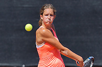 Netherlands, Rotterdam August 05, 2015, Tennis,  National Junior Championships, NJK, TV Victoria, Barbara Huyskes  <br /> Photo: Tennisimages/Henk Koster