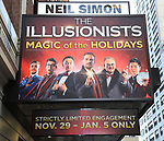 """""""The Illustionists - Magic of the Holidays"""""""