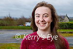 Natasha Myers from Killtalagh, a Killorglin Community College student received the Gaisce Gold President's Award .