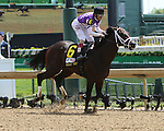 May 2 2015: Competitive Edge with John Velazquez win the 91st running of the Grade III Pat Day Mile for 3-year olds going 1 mile at Churchill Downs.  Trainer Todd Pletcher . Owner Peachtree Stable. Sue Kawczynski/ESW/CSM