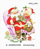 GIORDANO, CHRISTMAS SANTA, SNOWMAN, WEIHNACHTSMÄNNER, SCHNEEMÄNNER, PAPÁ NOEL, MUÑECOS DE NIEVE, paintings+++++,USGI1998,#X# stickers