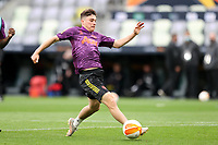 25th May 2021; Gdansk, Poland; Manchester United training at the Stadion Energa Gdańsk prior to their Europa League final versus Villarreal on May 26th;  DANIEL JAMES