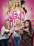 Cast visits 'Mean Girls' Truck