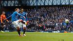 Stevie Smith scores for Rangers
