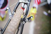 Forza brakes<br /> <br /> Leuven Soudal Classic 2014