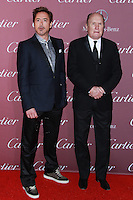 PALM SPRINGS, CA, USA - JANUARY 03: Robert Downey Jr., Robert Duvall arrive at the 26th Annual Palm Springs International Film Festival Awards Gala Presented By Cartier held at the Palm Springs Convention Center on January 3, 2015 in Palm Springs, California, United States. (Photo by David Acosta/Celebrity Monitor)
