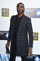 Ore Oduba<br /> at the private view of The Pink Floyd Exhibition: Their Mortal Remains at the V&A Museum, London. <br /> <br /> <br /> ©Ash Knotek  D3264  09/05/2017