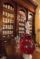 Cuba, Museum Farmacia Botica Francesa in Mantanzas